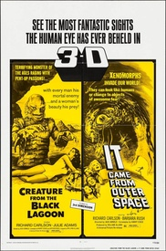 Creature from the Black Lagoon | It Came from Outer Space Combo