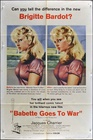 Babette Goes to War