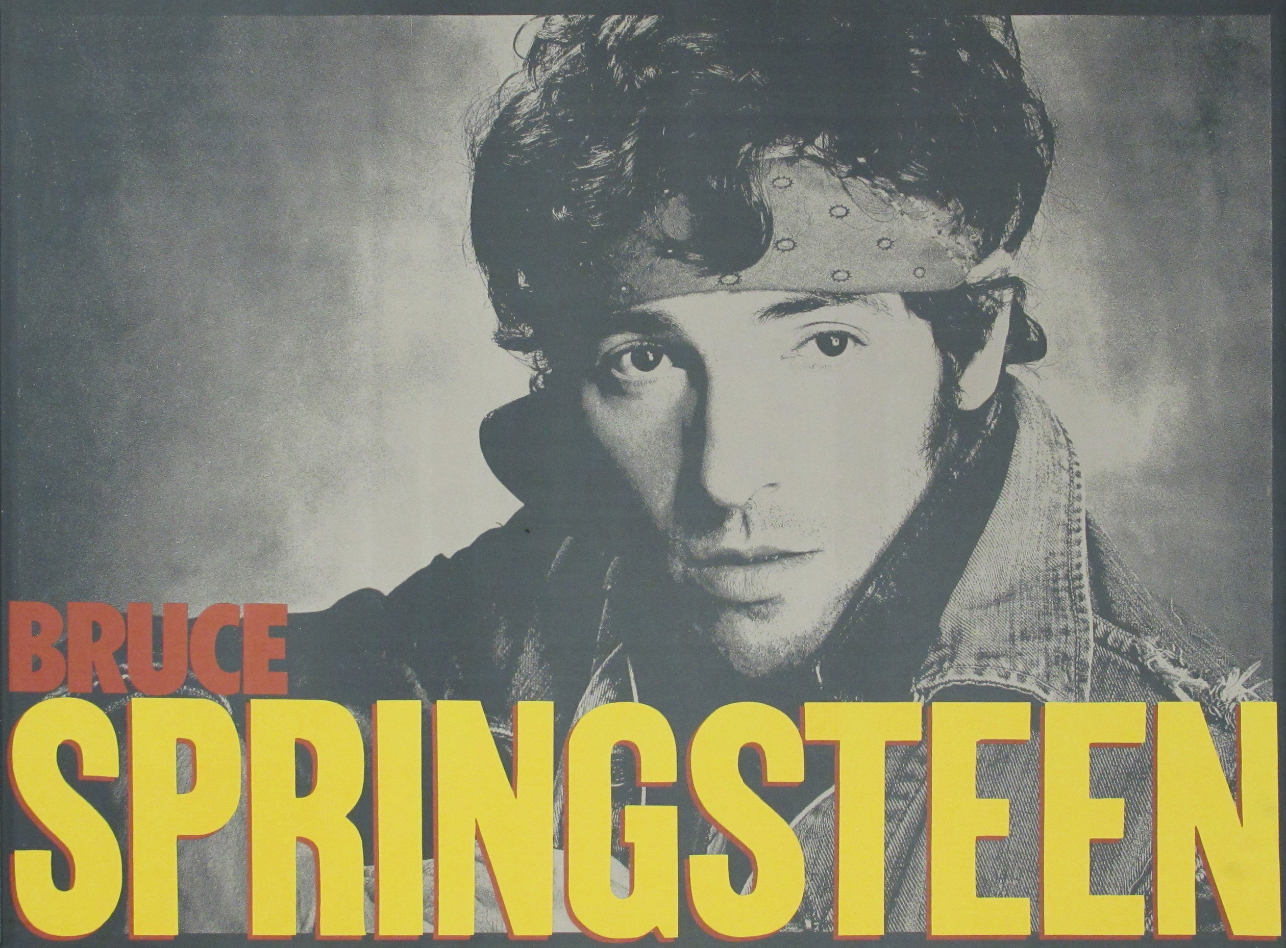 an analysis of the works of bruce springsteen Bruce springsteen track analysis for in terms of his work before live audiences, springsteen has earned legendary status for the energy and duration of his.