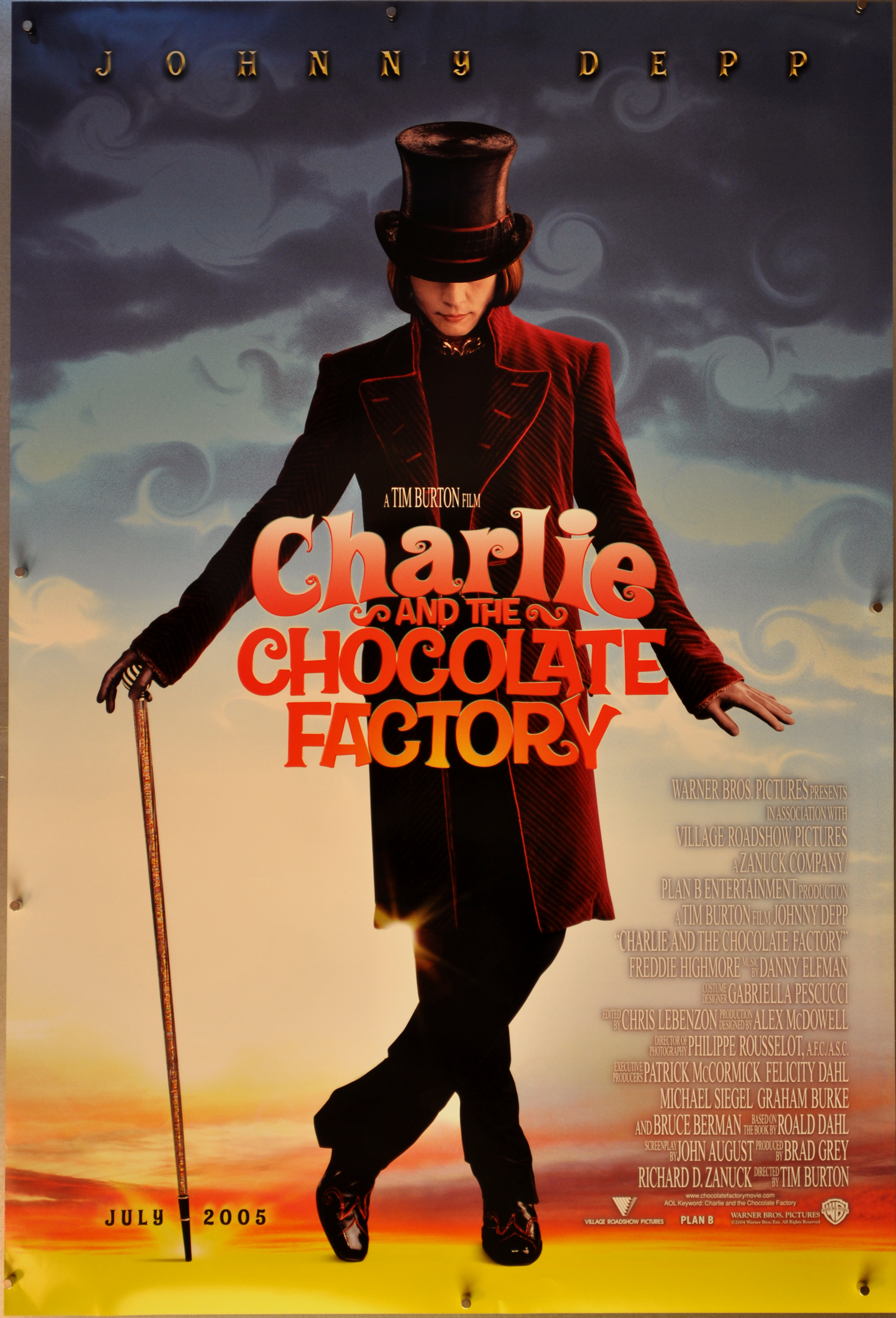 Charlie And The Chocolate Factory | Limited Runs