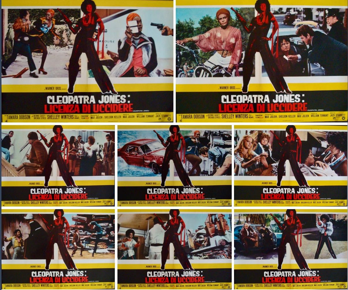 Cleopatra Jones Limited Runs