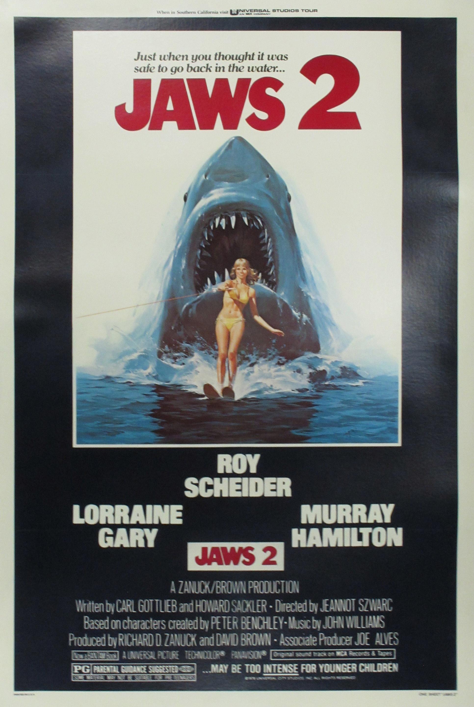 Jaws 2 : Limited Runs