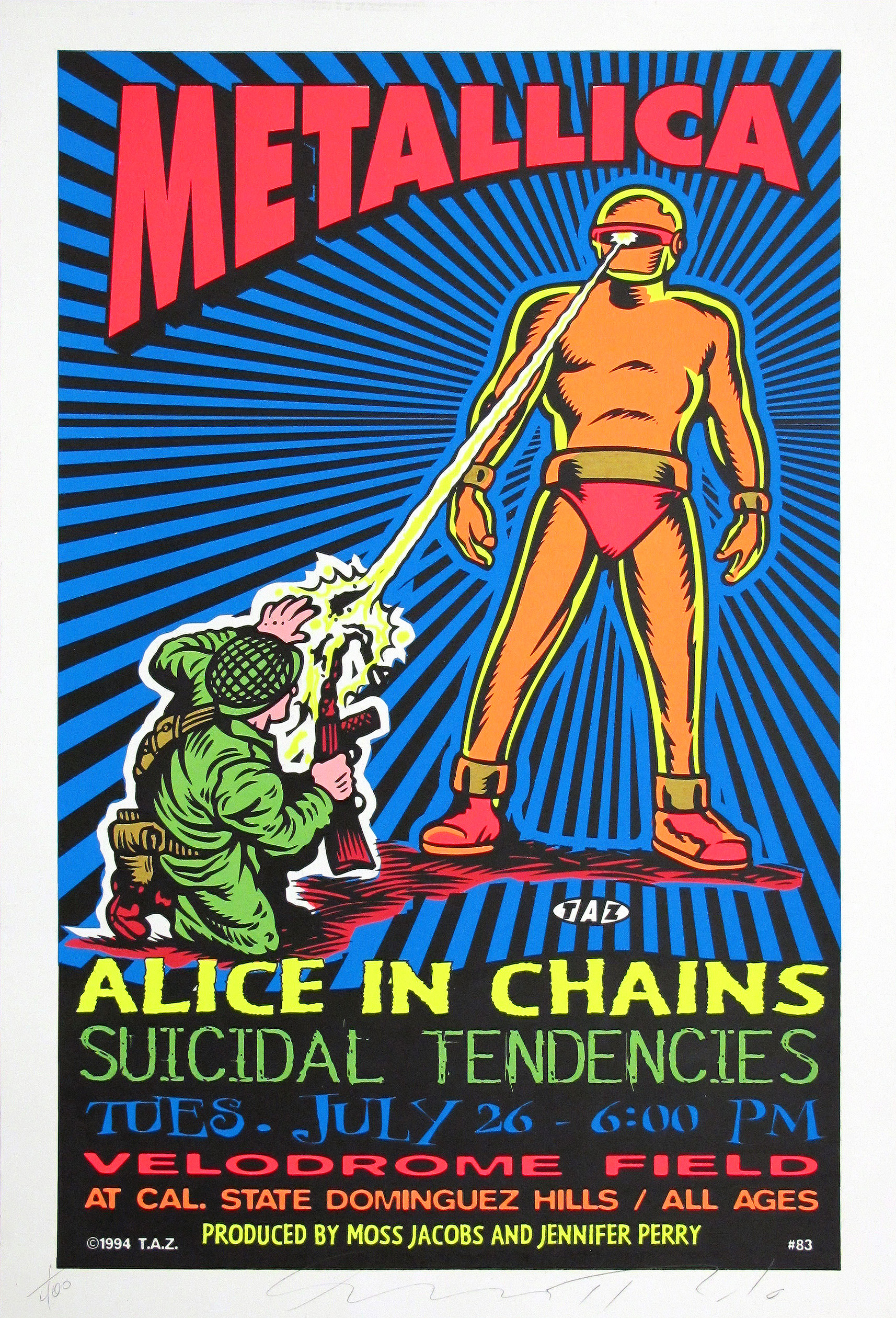 Some of the Coolest Concert Posters Ever - Primus | Guff