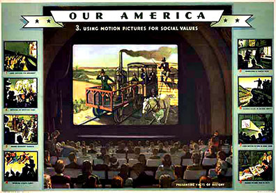 Our America Motion Pictures # 3