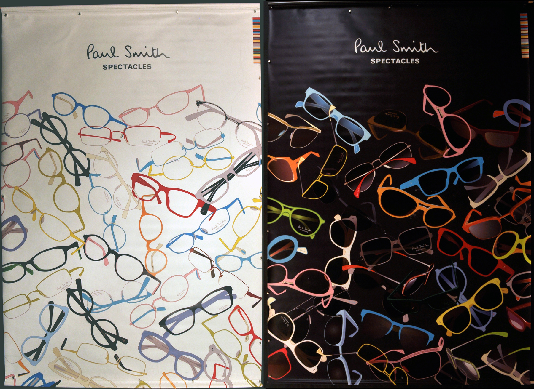 Paul Smith SPECTACLES Eyewear Advertising Poster | Limited ...