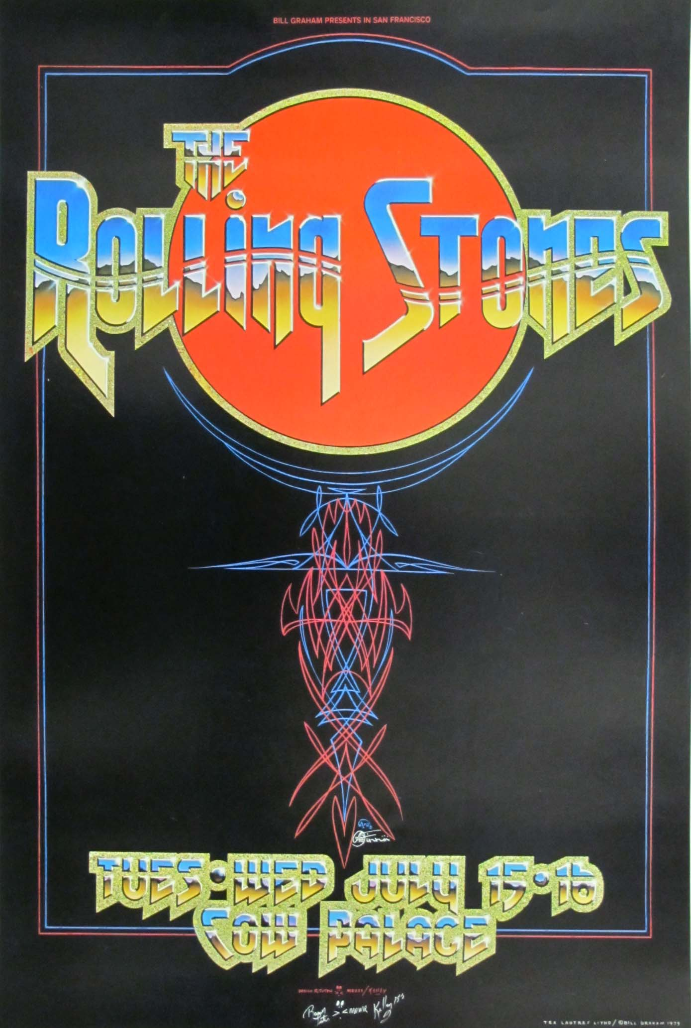 The Rolling Stones Concert Tour