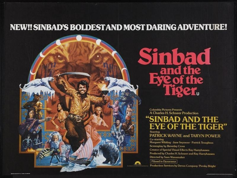 Sinbad and the Eye of the Tiger | Limited Runs