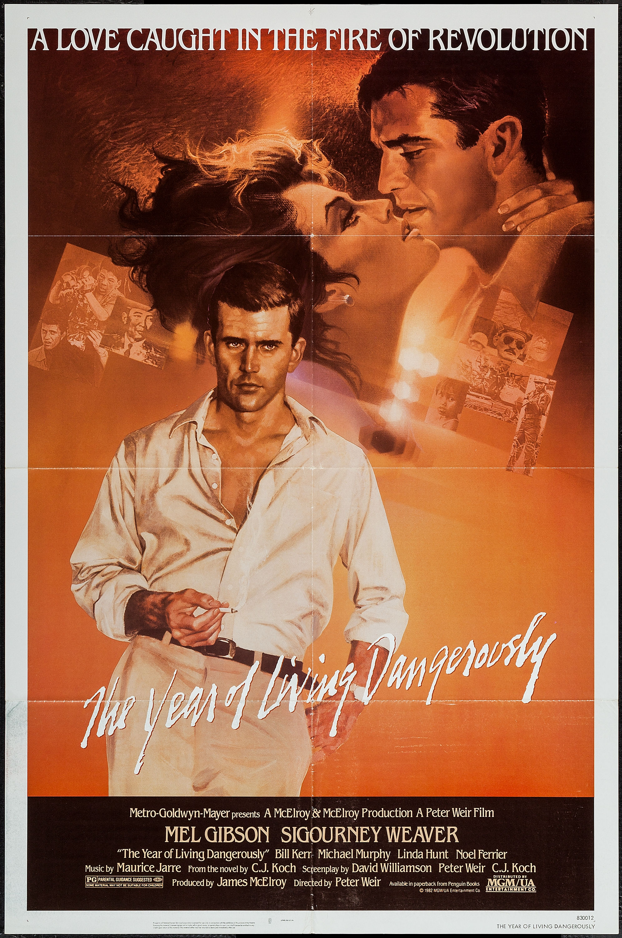 The Year of Living Dangerously (1982) Movie Review - 2020
