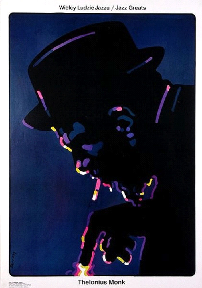 Thelonious Monk / Jazz Greats